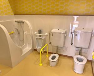 EH2Fトイレ